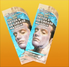Detox & De Grease Peel Off Masque